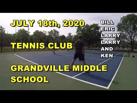 TENNIS CLUB at Grandville Middle School