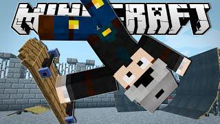 Minecraft   SKATEBOARDING IN MINECRAFT!!