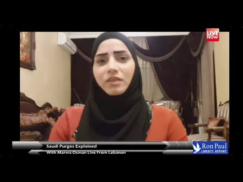 Saudi Purges Explained, With Marwa Osman Live From Lebanon