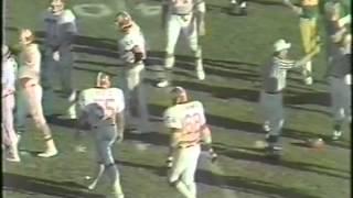 1979 Clemson vs Notre Dame Football Game