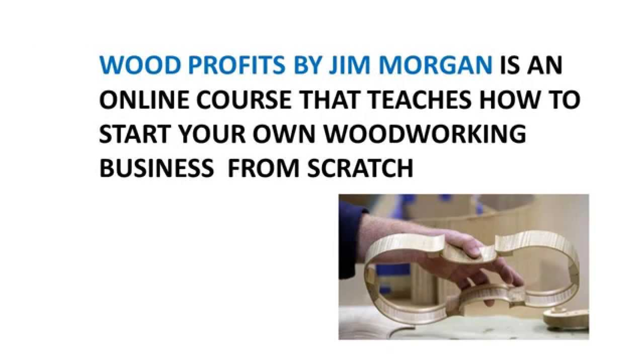 Jim Morgan Wood Profits Review And 10 Discount ☀ Youtube