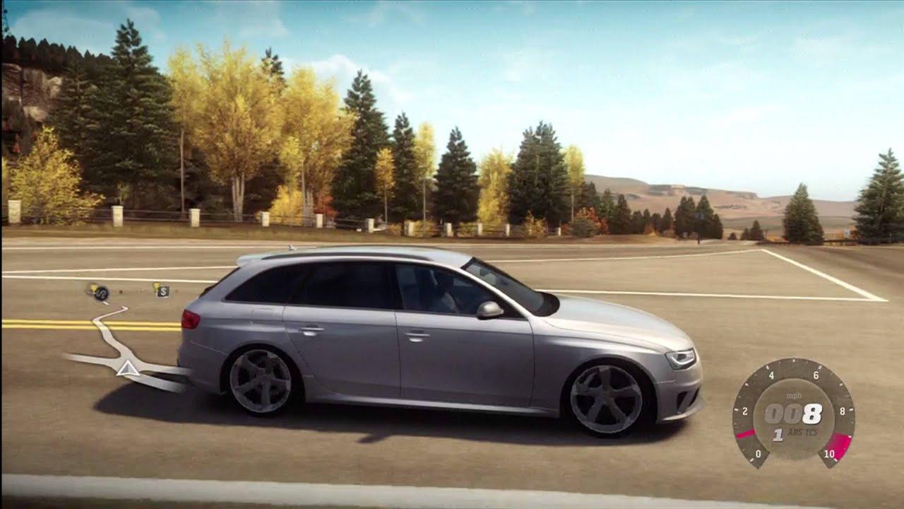 Genesis Coupe 2016 >> Forza Horizon - Audi RS4 Avant Modified Twin Turbo V8 ...