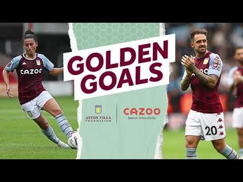 CAZOO GOLDEN GOALS | September 2021