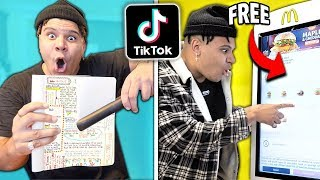 We TESTED Viral TikTok Life Hacks... **SHOCKING** (PART  6)