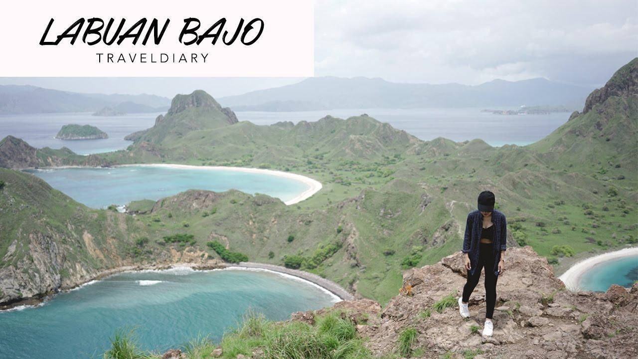 labuan bajo travel diary part 1 youtube rh youtube com