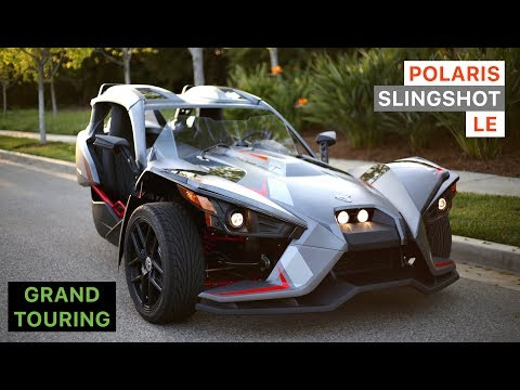 Polaris Slingshot Grand Touring WALKAROUND