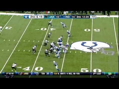 Jacksonville Jaguars vs. Indianapolis Colts - Recap - December 19, 2010 - ESPN