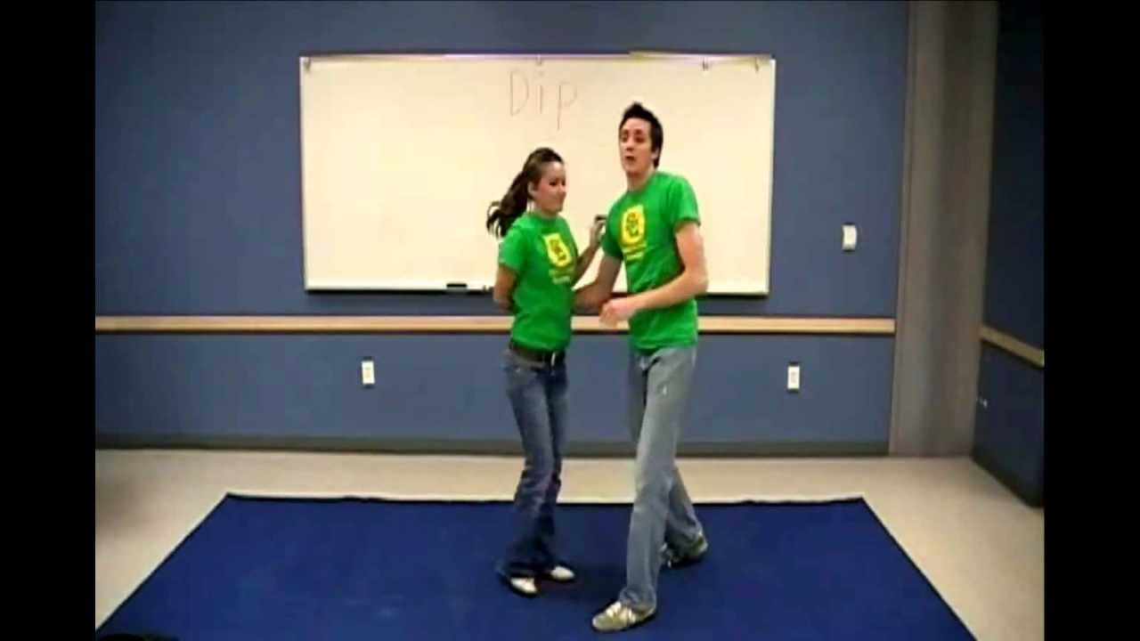 Double dip dance lift - YouTube