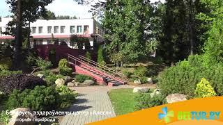 Оздоровительный центр Алеся   территория и природа Отдых в Беларуси