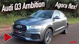 Avaliação Audi Q3 Ambition Flex   Canal Top Speed