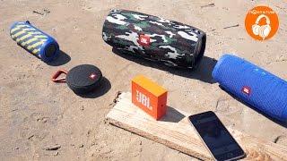 видео JBL Charge 3 - обзор беспроводной колонки