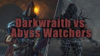 Dark Souls 3 Glitch - Darkwraith vs. Abyss Watchers