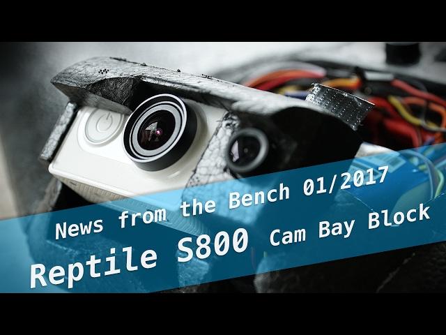 S800 Sky Shadow Camera Bay Block