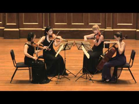 Beethoven String Quartet in A minor, Op.132 No.15 (SiMon)