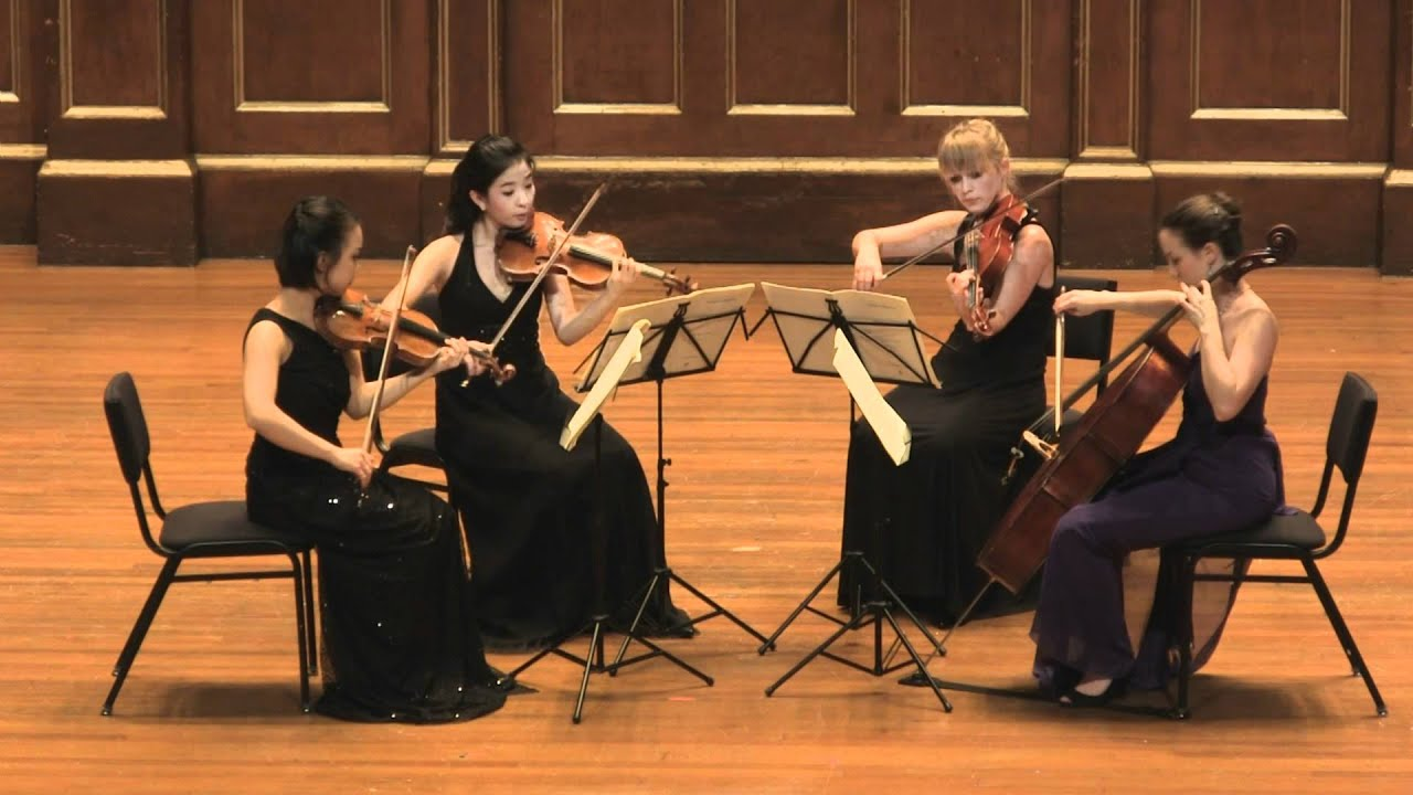String Quartet No. 15 in A Minor, Op. 132 - Viola
