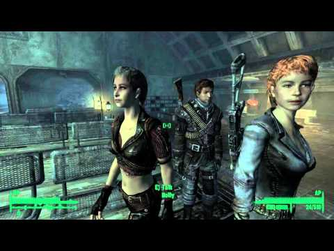 Fallout 3 Part 101 - Ian West (No Commentary)