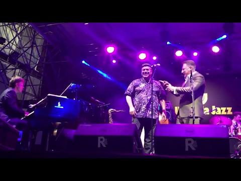 Boccuccia di Rosa - Larry Franco & Ray Gelato a Umbria Jazz 2016 Perugia