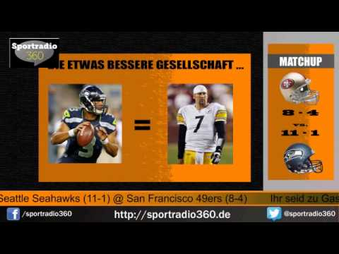 Sportradio360 Sofa QBs - Gameday 14 Preview