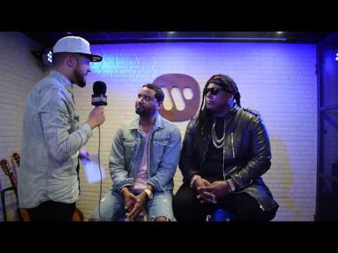 Happy Fm entrevista a Zion & Lennox