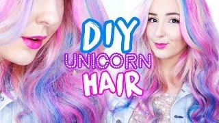 How To: Unicorn Hair! (Temporary Dye)   by tashaleelyn