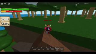 ROBLOX - One Piece Burning Legacy/ I THOUGHT IT WAS A DF?!?!??!
