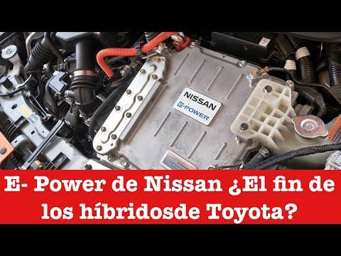 Los motores E Power de Nissan matarn a los hbridos de Toyota?