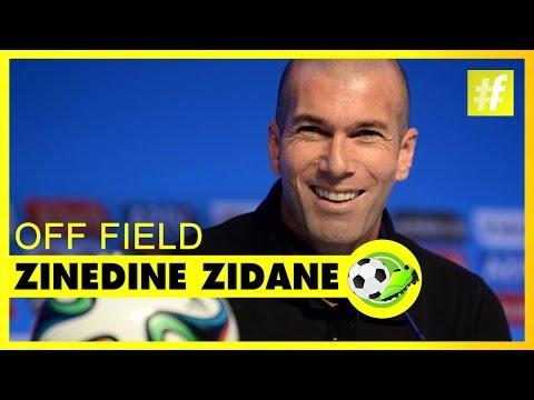 Zinedine Zidane - Off Field - Football Heroes