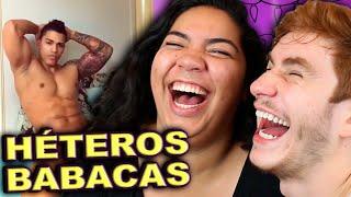 HÉTEROS BABACAS PASSANDO VERGONHA 2!!!!!