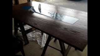 Dining Room Table Build Video