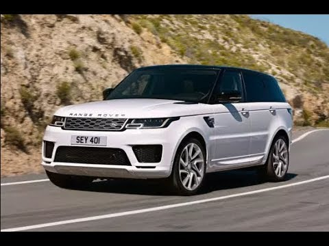 range rover vogue 2018 all new !!! - YouTube