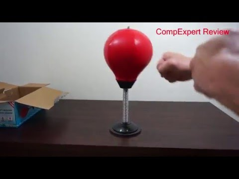 Punching ball for your desk!