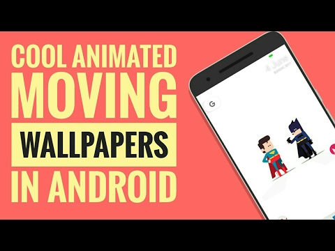 How to Use GIFs as Live Wallpapers | Tutorial | Bugs Fixed | Tip | Cool