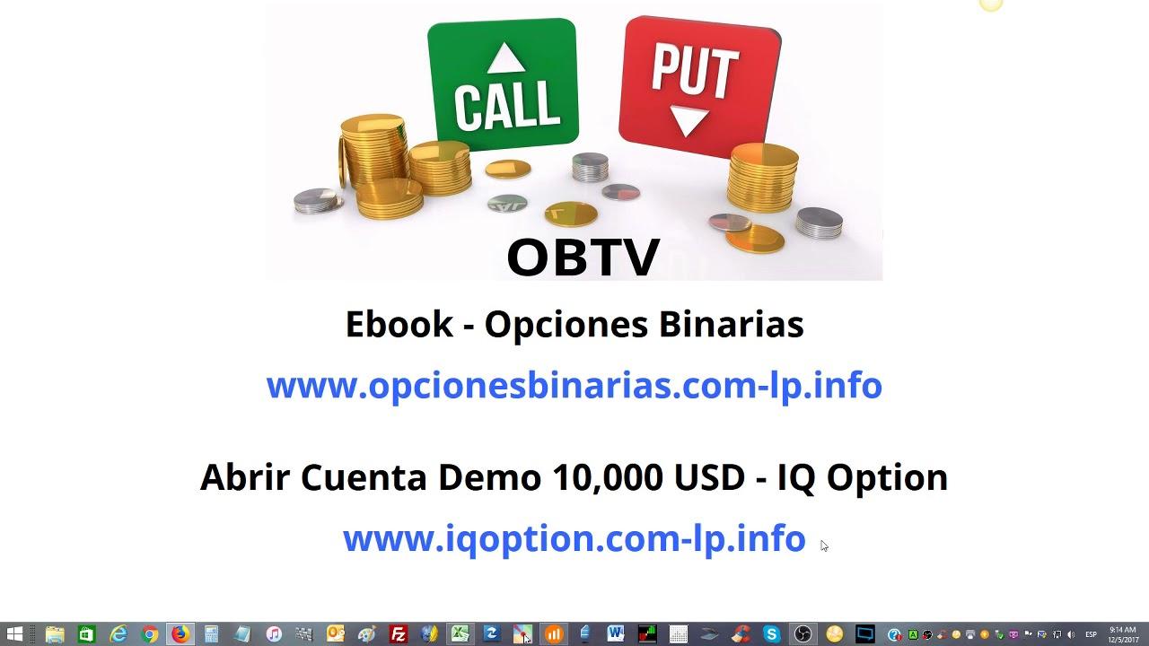 Cuenta de opciones binarias gratis