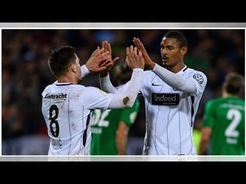 Frankfurter Ballermänner: Haller verrät Jovics größte Schwäche