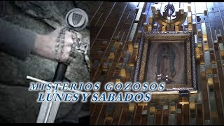 MISTERIOS GOZOSOS POR LAS ALMAS DEL PURGATORIO Y POR TI