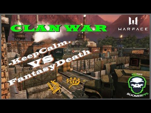 Warface CF -KeepCalm. x FantasyDeath / Factory - Steyr Scout