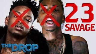 23 Savage Uses Debut to Diss 22 Savage