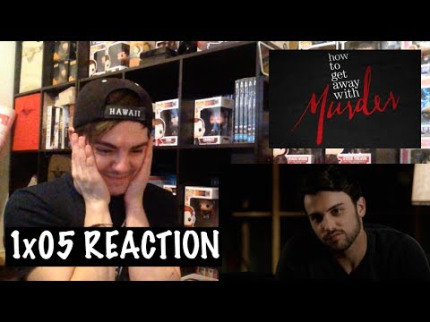 HOW TO GET AWAY WITH MURDER - 1x05 'WE'RE NOT FRIENDS' REACTION