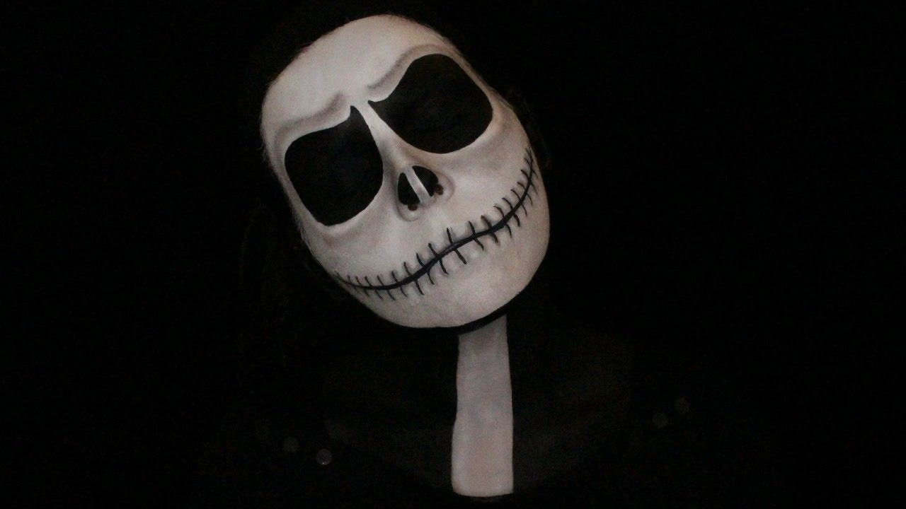 Diy jack skellington s body nightmare before christmas youtube - Jack Skellington Makeup Tutorial The Nightmare Before Christmas Grin And Dagger
