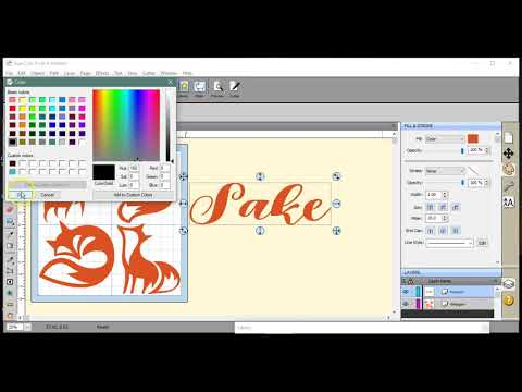 Glitter HTV SCAL4 image & font file creation Brother ScanNCut Jen Blausey