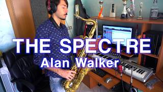 Alan Walker - THE SPECTRE [Saxophone Cover]