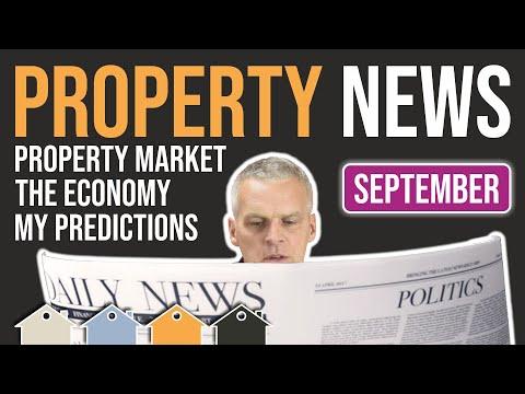 Property News - September 2020 - For UK Property Investors