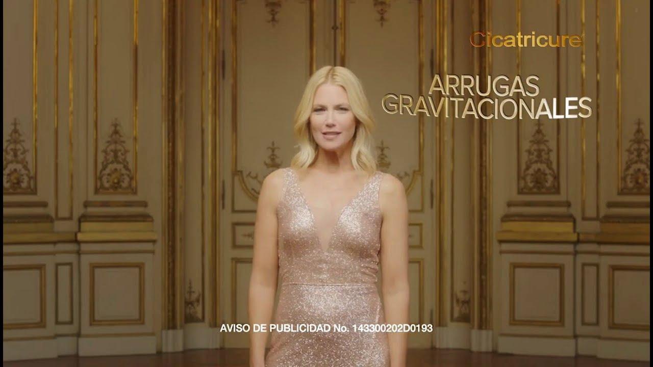 Nueva Línea CICATRICURE Gold Lift 'Valeria Mazza' (2020)