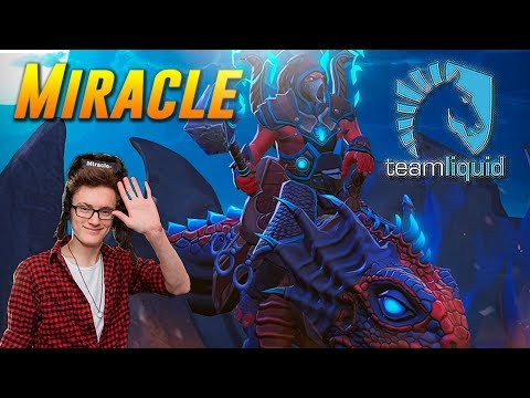 Miracle Disruptor TOP MMR Plays Dota 2