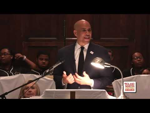 Cory Booker In Selma: 'It's Time For Us To Defend The Dream'