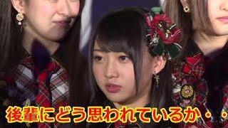 元SKE48&AKB48のゆりあたん(木崎ゆりあ)が 後輩の大和田南那ちゃんか...