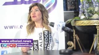 رانيا فريد شوقي لـ'صدى البلد': لا يزعجني مغازلة الفتيات لزوجي.. فيديو
