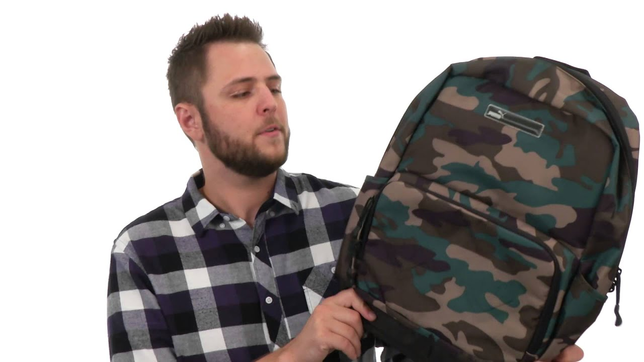 b4b945076aa09d PUMA Outlier Backpack SKU 8426316 - YouTube
