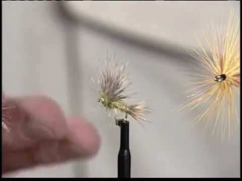 BOB JACKLIN YELLOWSTONE TIES | FLY TYING VIDEOS | HOW TO TIE FLIES