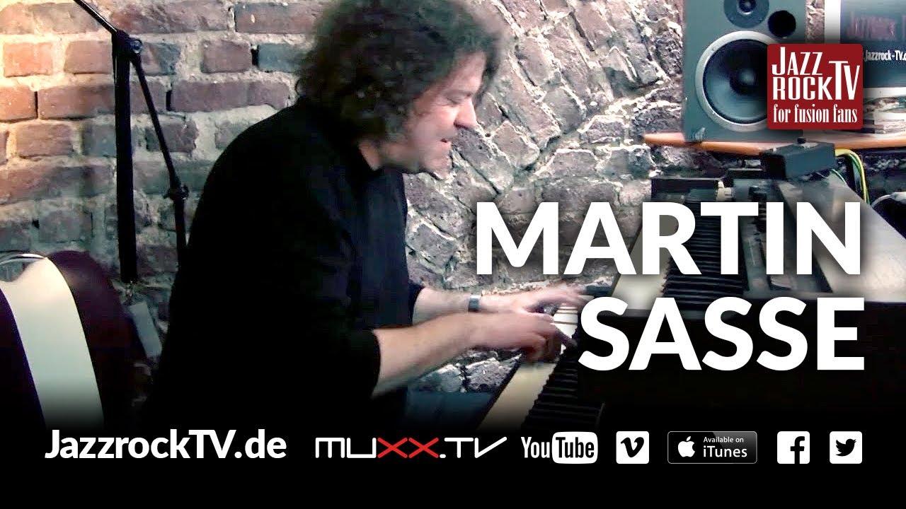 Download JazzrockTV #81 Martin Sasse